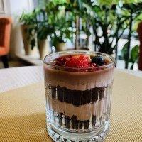 Трайфл шоколадный