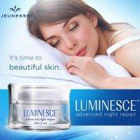 Ночной Восстанавливающий Крем Luminesce®