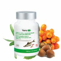 Омега-3 30% с облепиховым маслом и витамином Е (Упаковка: 1400 мг × 50 капсул.)