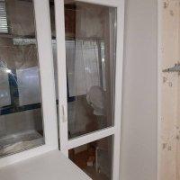 Замена балконной пары