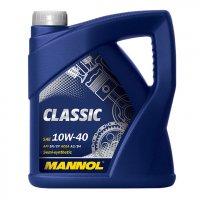 MANNOL Classic 10W40 SN/CF   5L