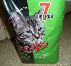 Наполнитель Brava (зеленый)