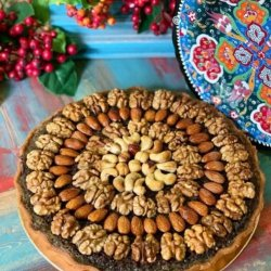 Пирог «Ореховый»
