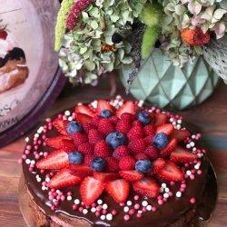 Пирог «Шоколадный»