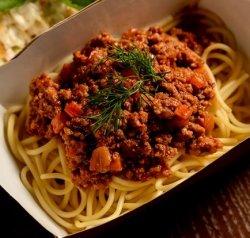 Комбо2: Лапша+Крабовый+Спагетти болоньезе