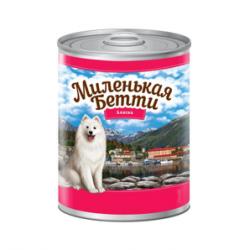Миленькая бетти (говядина для собак)