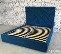 Кровать двухспальная Геометрия