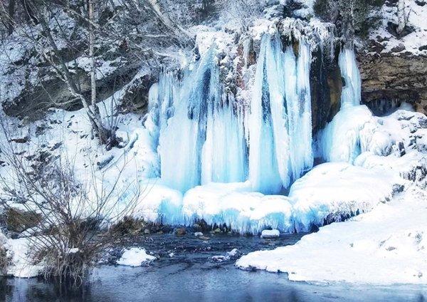 уксун + водопад Плакун + курорт «Ключи» + форелевое хозяйство
