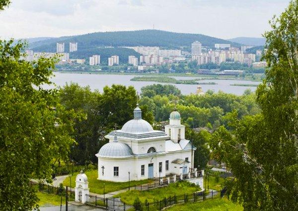 Верх-Нейвинск