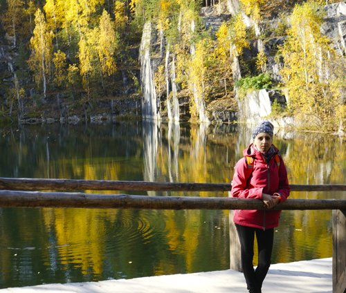 Природный парк Бажовские сказы