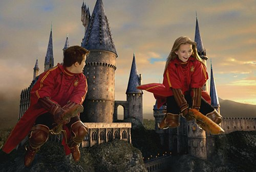 КВЕСТ Школа волшебников и чародеев