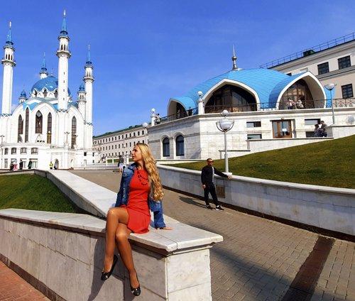 Кругосветка по Казани