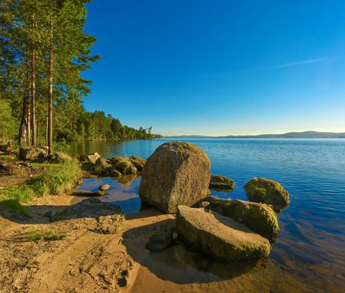 Озеро Таватуй + Пельмень-Батл.