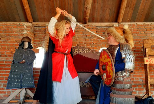 16-21 июня  - Праздник Сабантуй! Кругосветка по Казани