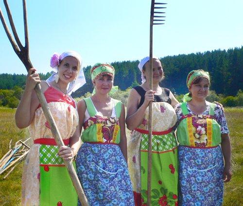 12 июня Фестиваль «Июнь-Хлеборост».
