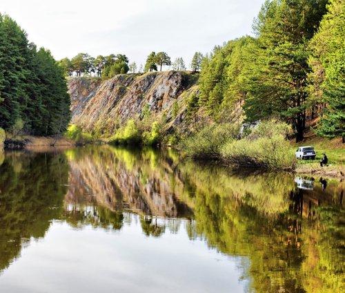 3.07- Природный парк на реке Реж