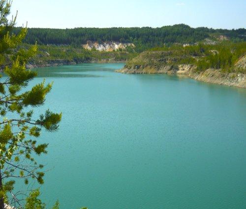 Радоновое озеро + сапропели Молтаевского озера