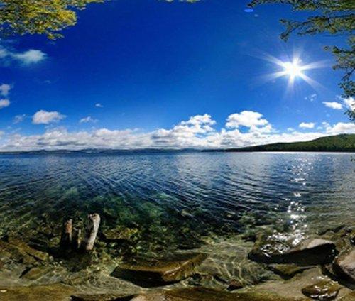 Священное озеро Тургояк