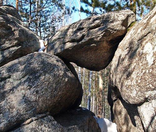 1 августа - Кырманские скалы