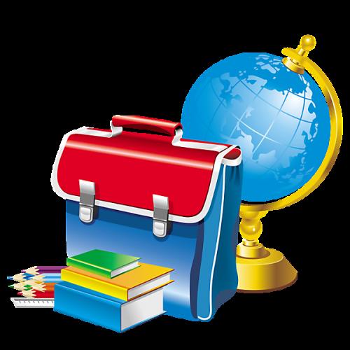 """логотип компании """"Общеобразовательная школа №6"""""""