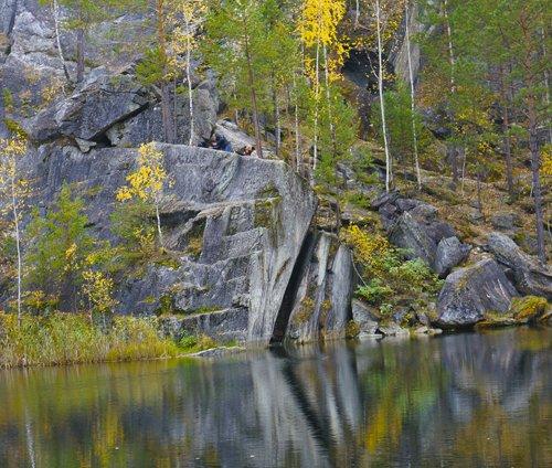 17 октября  - Природный парк Бажовские сказы.