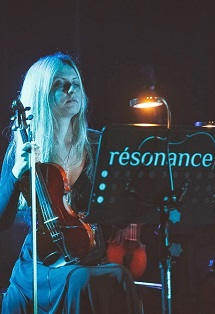 Resonance Black tour (Тарко-Сале)