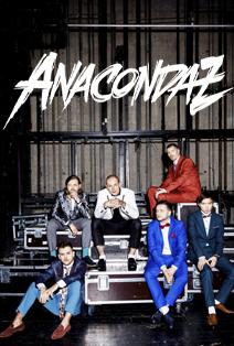 Anacondaz. Концерт на крыше