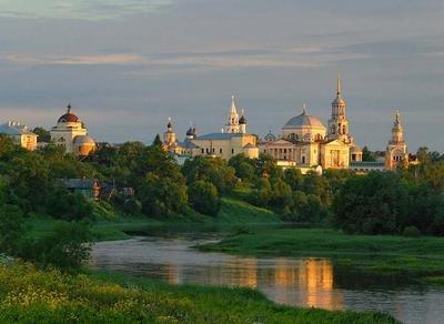 Обзорная экскурсия «Борисоглебский монастырь»