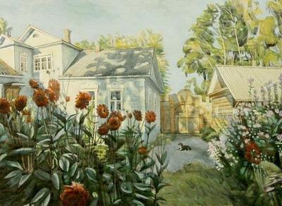 Выставка «Спешите в мой прохладный сад, поклонники...