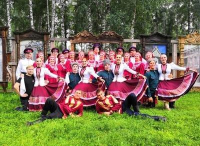 Набор в танцевальную группу народного ансамбля песни и танца...