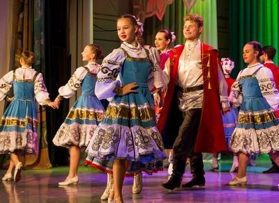 Набор в образцовый хореографический ансамбль «Рябинка»