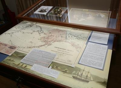 Выставка, посвященная 75-летию Победы