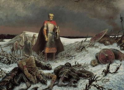 Беседа в честь Дня победы русских полков в Куликовской битве