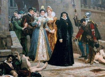 Встреча «Королева Сен-Жерменского дворца»