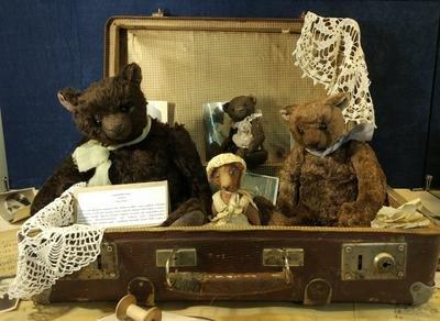 Выставка «Эпоха игрушки»