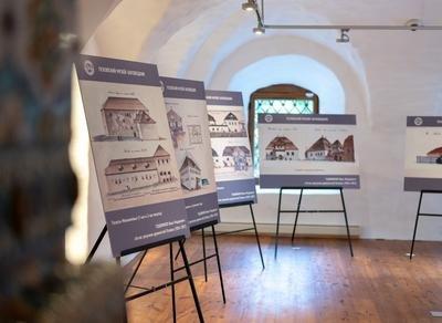 Выставка «Три века двора Постниковых»