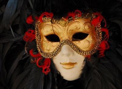 Выставка «Магия карнавала. Венецианские маски»