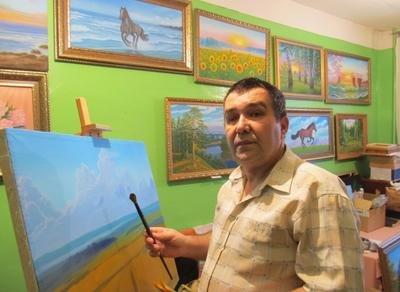 Выставка «Красота родного края» в Белебеевской...