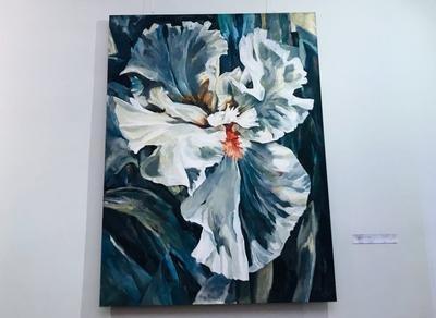 Выставка «Цветок – арт-истории красоты» в Нижнетагильском...