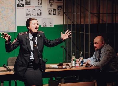 Спектакль «Человек из Подольска»