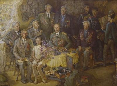 Выставка «Доблесть России»