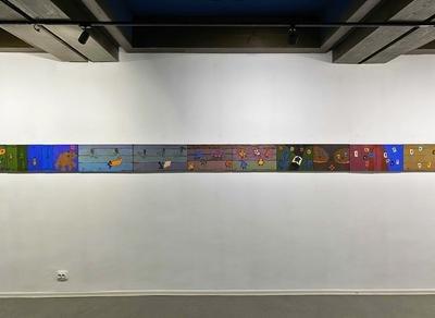 Выставка «Фризы»