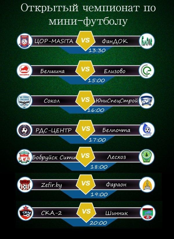 ЦОР Masita -:- Фандок (высшая лига), перенесенная игра тура.