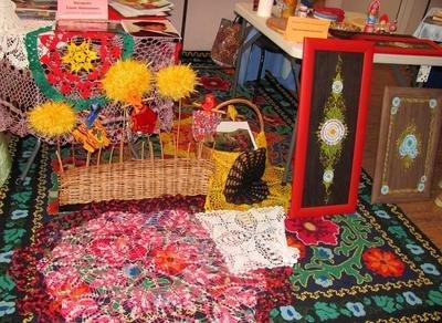 Выставка «Зауралье мастеровое»