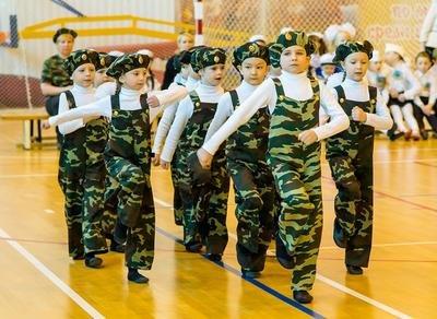 Отборочный тур Городского смотра-конкурса «Орлята Ямала...