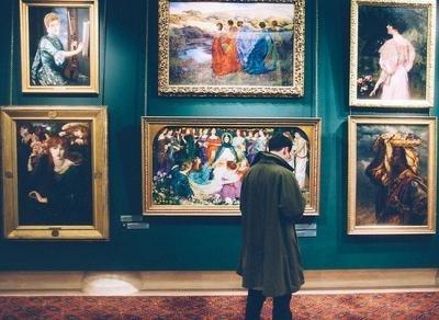 Выставка «Пётр Захаров. Человек и художник»