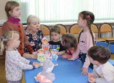 Программа «Библиосад в детской библиотеке»