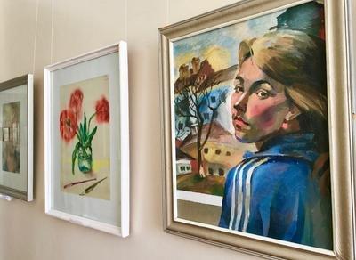 Выставка изобразительного искусства «Женский взгляд»