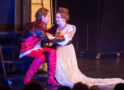 Спектакль «Трагическая история Гамлета, принца Датского»