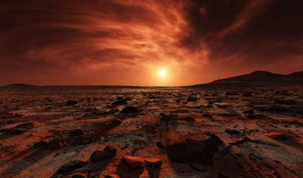   Онлайн   Марс  